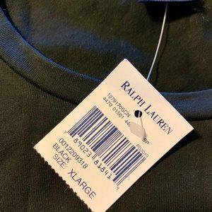 Ralph Lauren Tops - Ralph Lauren Sport Womens Black T Shirt